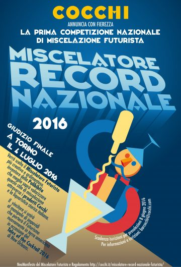 Miscelatore Record Nazionale