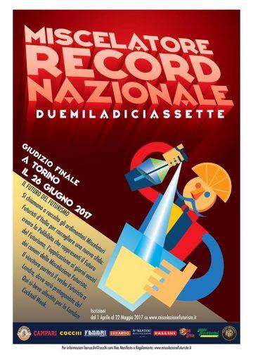 Miscelatore Futurista Record Nazionale
