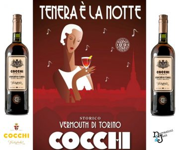 vermouth di torino cocchi jazz night