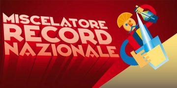 miscelatore futurista record nazionale 2017