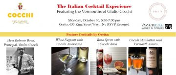 the italian cocktail experience